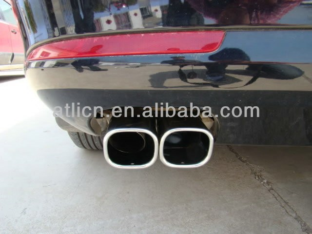 Universal useful save on exhaust pipes