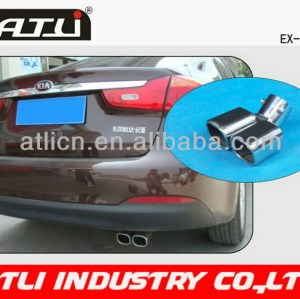 Adjustable newest car exhaust muffler