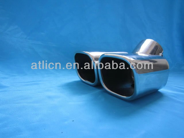 Multifunctional super power hdpe exhaust pipe from china manufacturer