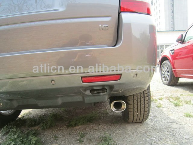 Hot sale high performance stainless steel exhaust pipe