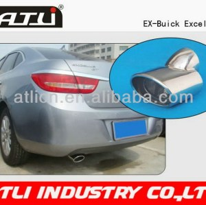 Universal high performance new car exhaust