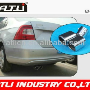 Universal qualified small engine exhaust pipe