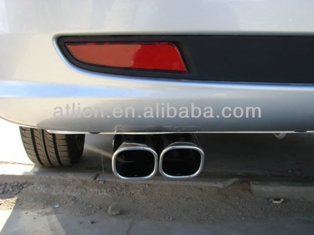 Hot sale fashion flexible tail pipe