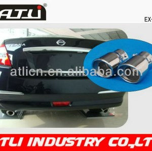 Adjustable qualified chrome exhaust pipes