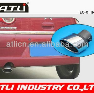 Practical popular stainless exhaust pipe tubing