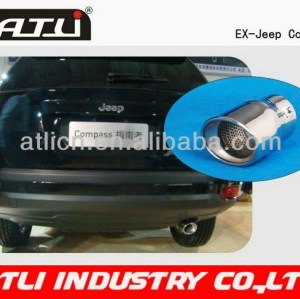 2014 newest good price super duplex epoxy exhaust pipe