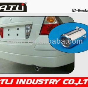 2014 new style 5 mm thickness stainless steel exhaust pipe