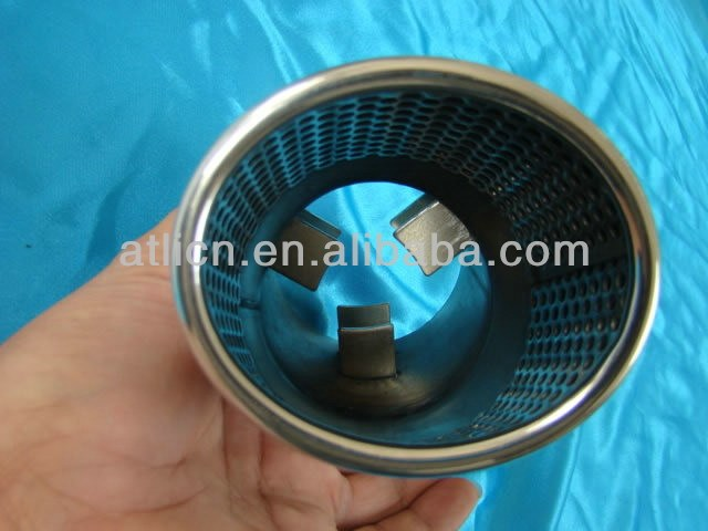 Hot selling super power interlock pipe 152mm