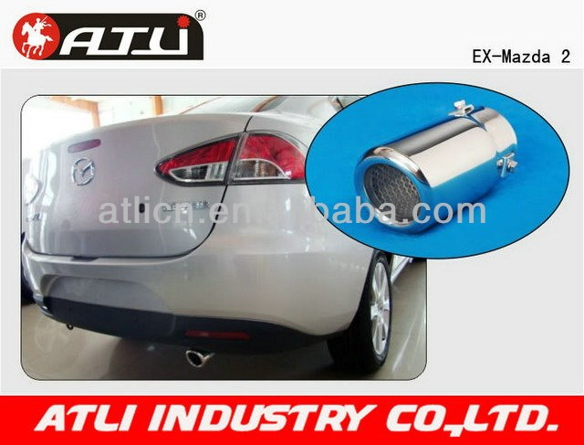 Practical powerful exhaust muffler pipes