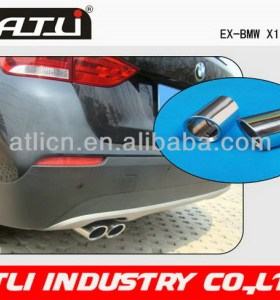 Practical high performance 3 inch exhaust pipe