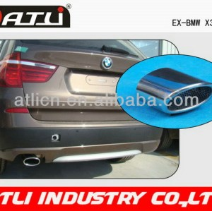 2014 new style flexible exhaust piping