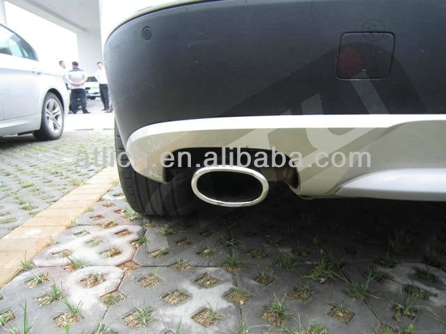 Latest high performance 3 inch exhaust piping
