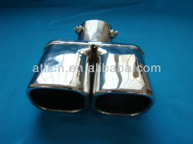 Adjustable newest spiral round exhaust pipe made in china