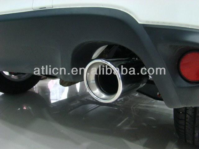 High quality popular muffler bending pipe