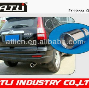 Universal popular gill exhaust pipe made in china