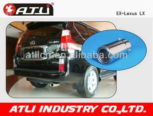 Latest low price heavy truck exhaust muffler