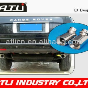 Hot sale popular automotive exhaust pipe