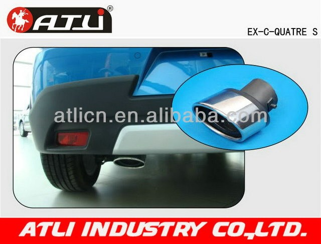 Top seller newest stainless exhaust