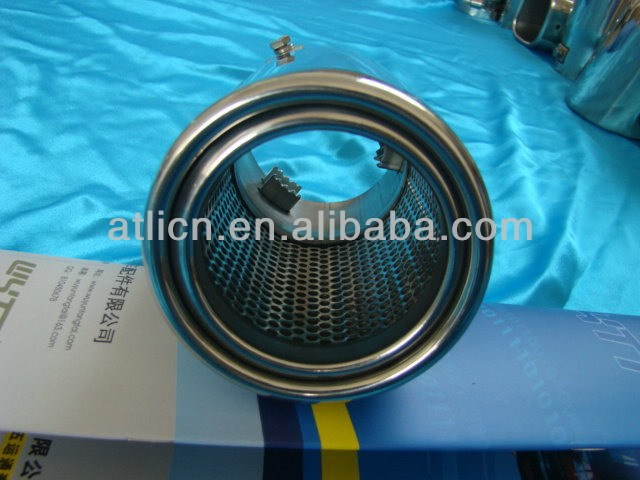 Latest new style small diameter exhaust pipe made in china