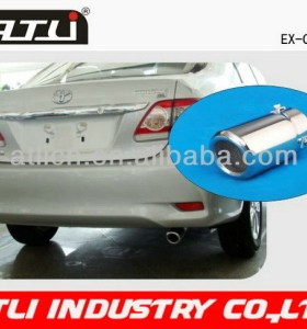 Hot sale qualified stainless exhaust systems