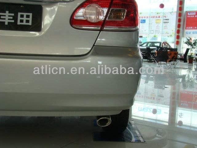 Practical fashion auto flexible pipe