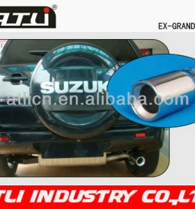 Latest high power stainless steel flexible exhaust pipe