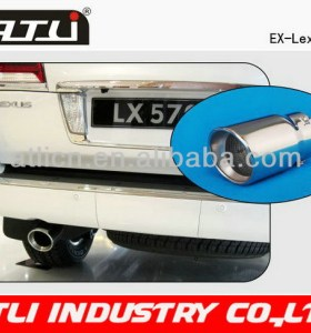 Universal high performance car exhause exhaust pipe