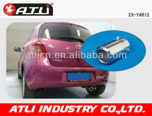 Hot selling popular titanium exhaust muffler tail pipe
