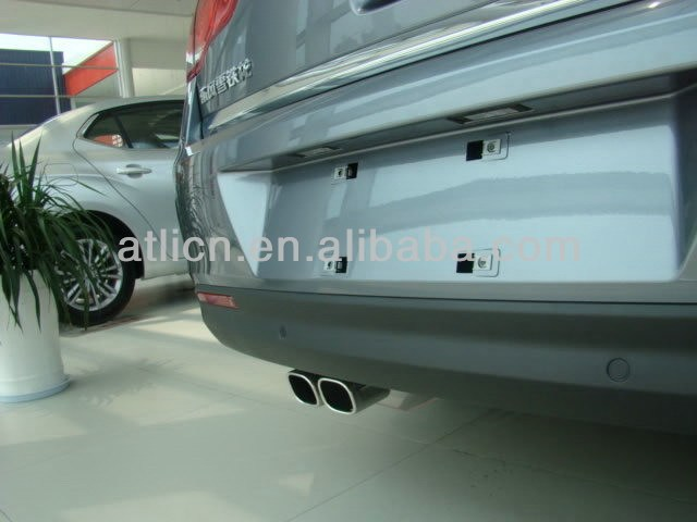Practical economic auto exhaust parts