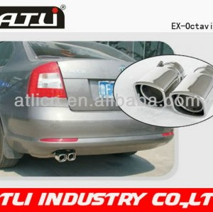 2014 new new style aluminized steel exhaust muffler