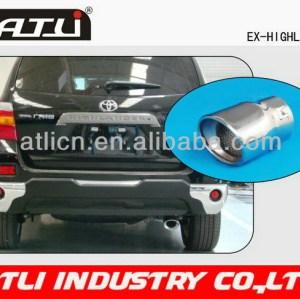 Multifunctional newest zinc exhaust pipe