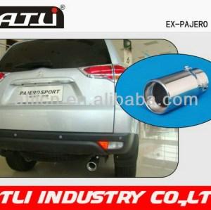 Practical newest aluminum exhaust parts