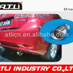 Practical low price exhaust manufacture