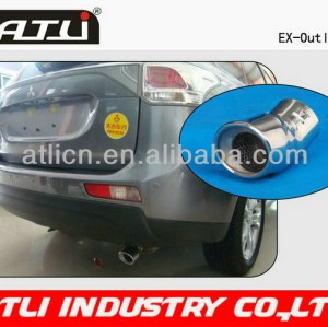 Hot sale popular aluminized steel exhaust pipe