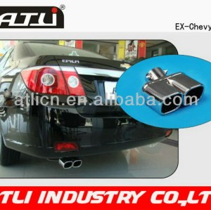 Hot selling fashion auto exhaust tips