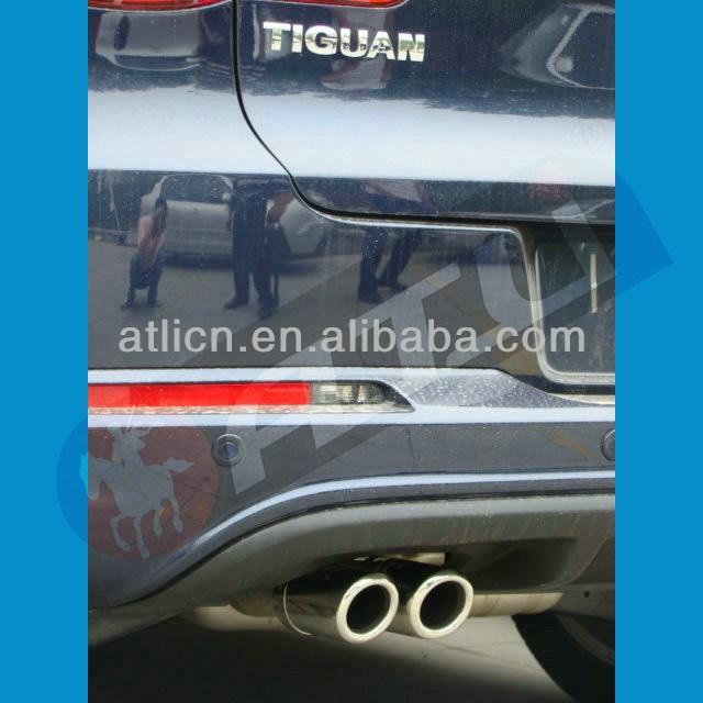 Hot sale newest titanium exhaust pipe