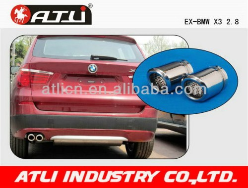 Hot selling high performance auto exhaust muffler