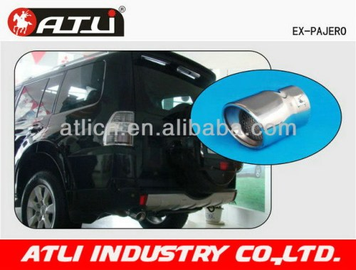 Adjustable new style exhaust pipe reducers
