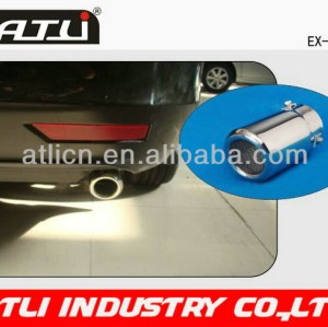 2014 new powerful 3.5 exhaust pipe