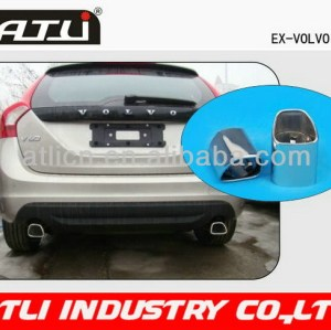 Universal high power tail pipe