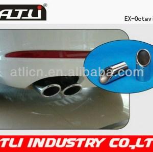 2014 low price aluminized exhaust car muffler