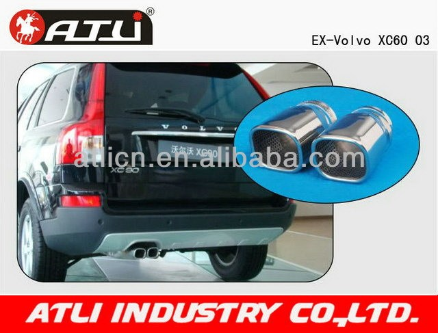 Latest new design custom exhaust system