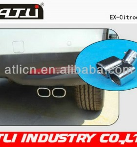 Hot sale fashion stainless exhaust pipe muffler