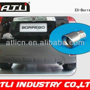 Hot sale qualified ss stainless steel exhaust pipe factory