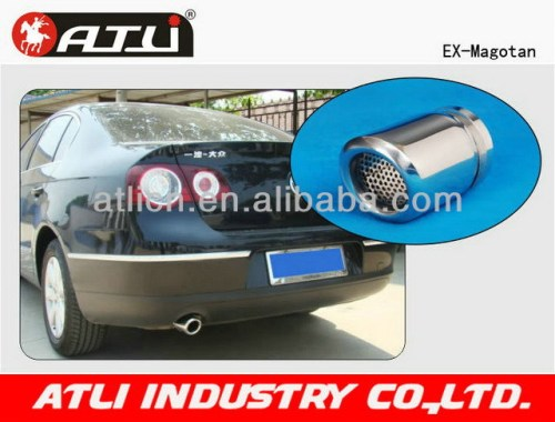 Adjustable powerful car muffler pipe