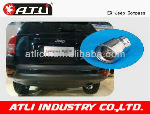 Hot selling high performance exhaust flexible pipe with inner braid