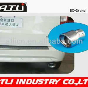 Multifunctional high power exhaust flexible pipe component