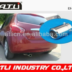High quality newest exhaust system of car