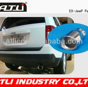 2014 new popular exhaust flexible pipe with interlock