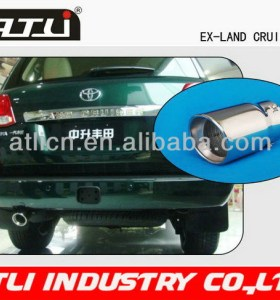 2014 super power car exhaust pipe parts